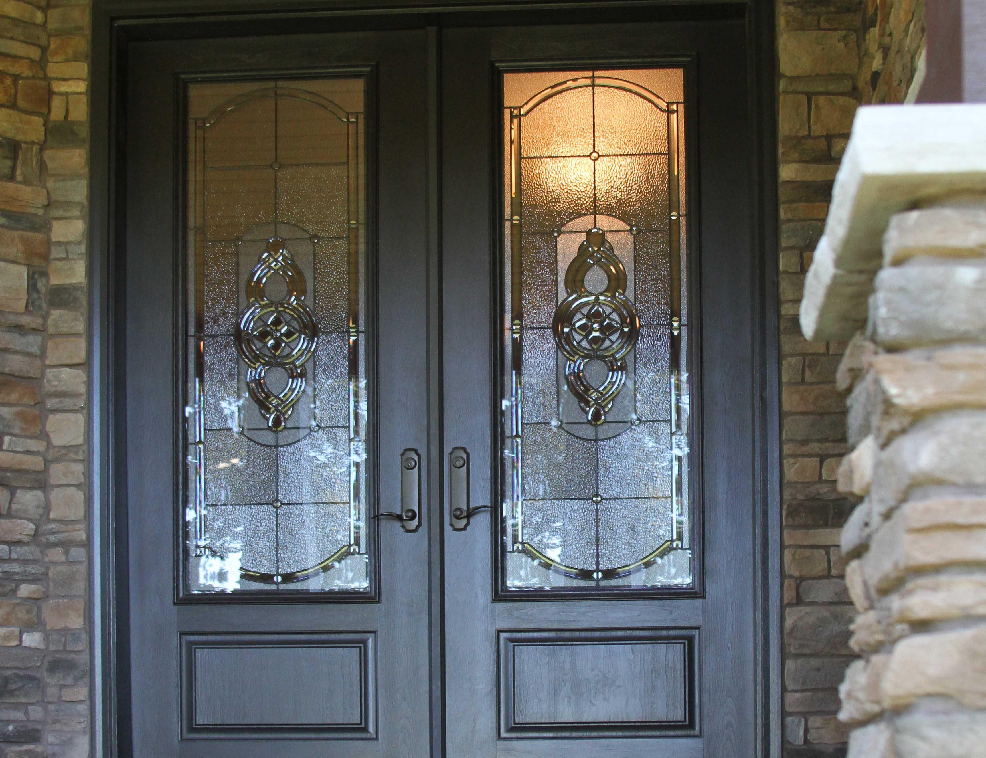 8 foot 440 Cheyenne - Signet Door