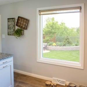 Endure Picture Window - Kitchen