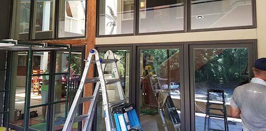 Lake Quivira Window and Door Replacement