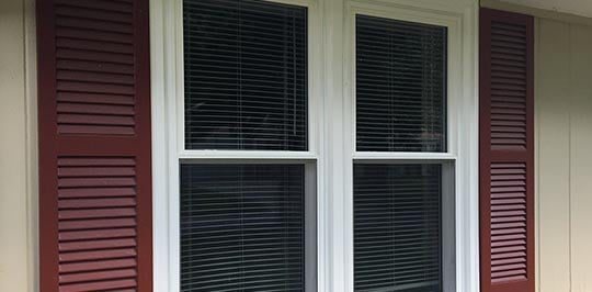 Replacing Outdated Wood Windows